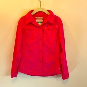 Columbia Girl's Button Down Shirt